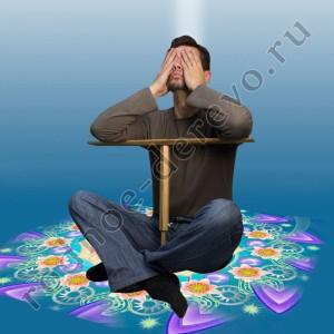 Пропс для йоги  - Шанмукти мудра